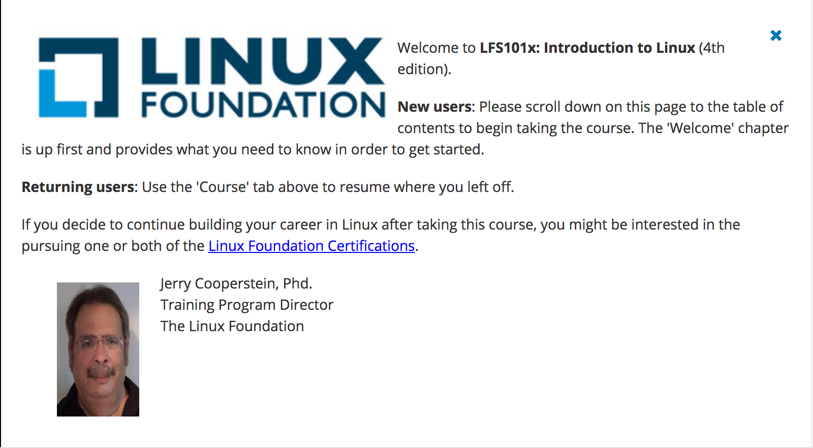 Excellent Free Intro To Linux Course On edX